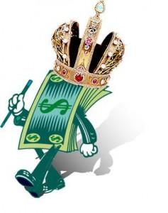 El efectivo es el rey.