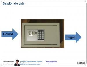 Gestión de caja = Gestión empresarial eficiente