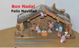 Bon Nadal - Feliz Navidad