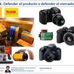 Kodak. Defender producto o mercado