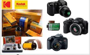 Kodak. Defensar producte o mercat